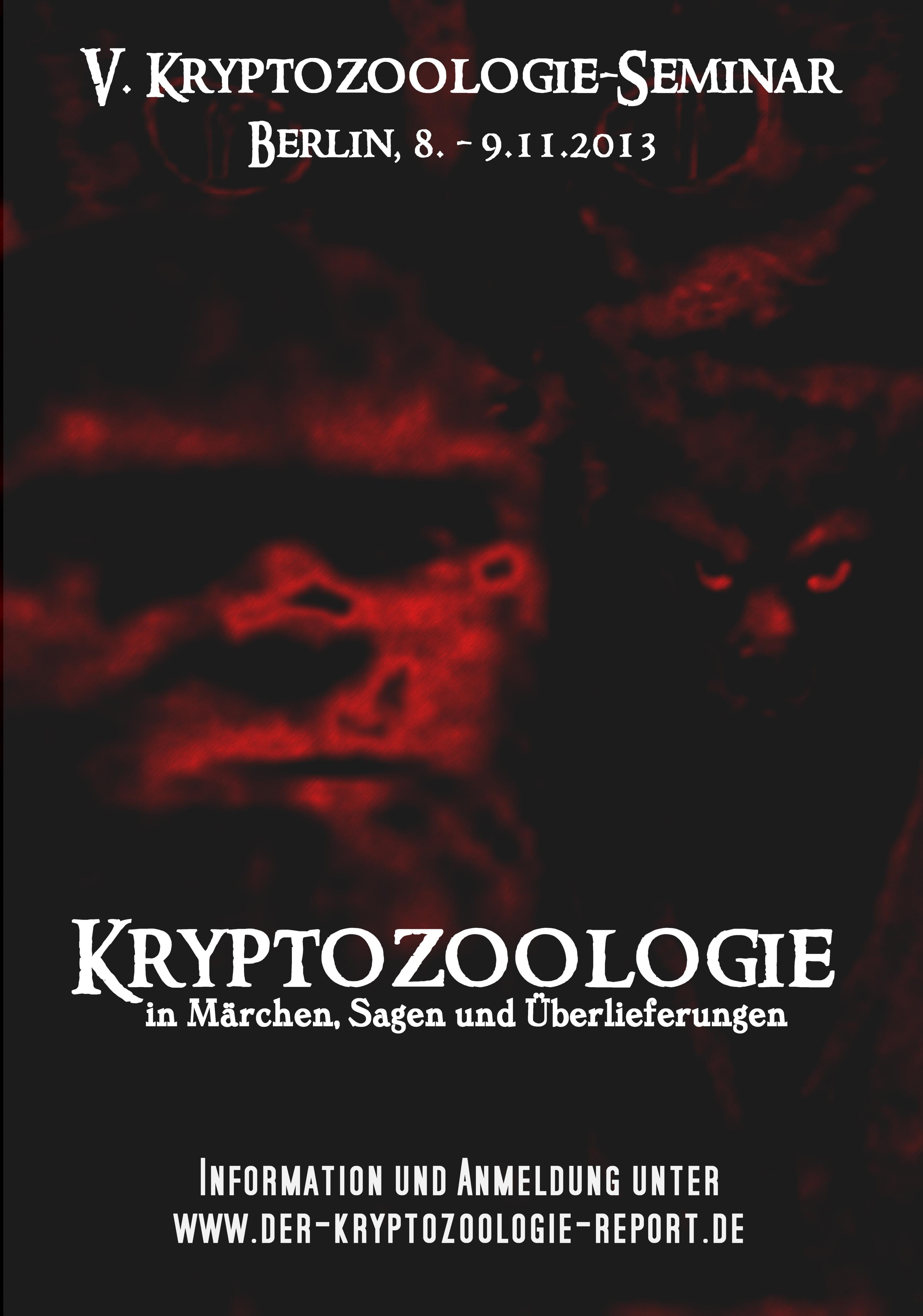 V. Kryptozoologie-Seminar
