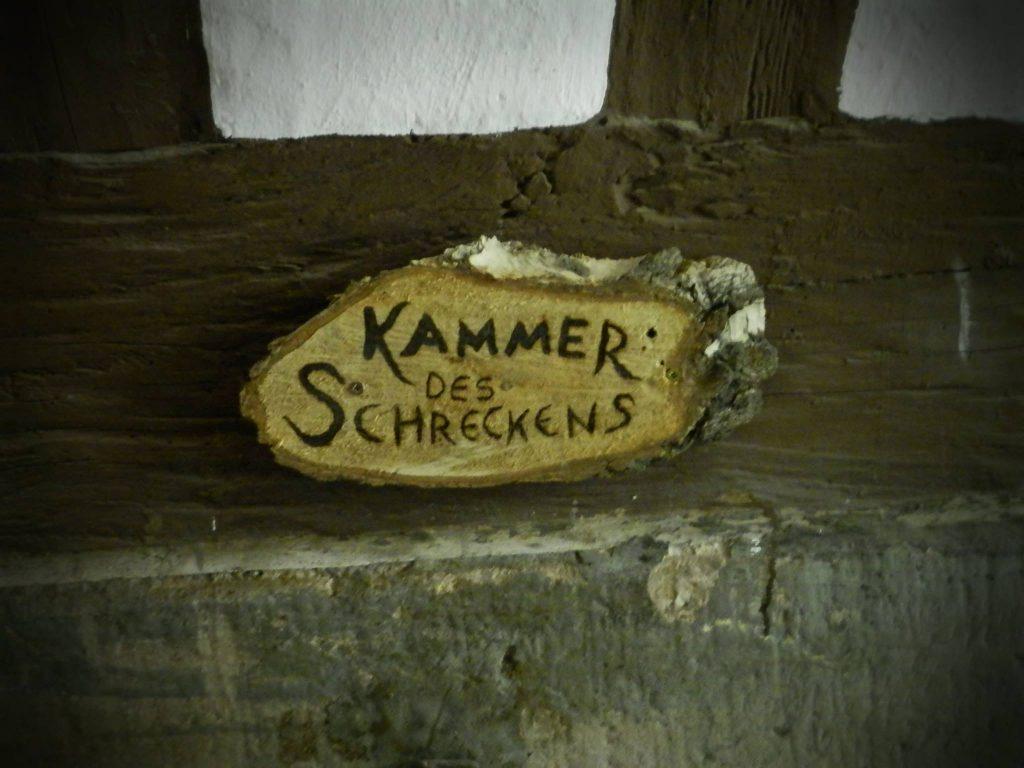 Kammer des Schreckens