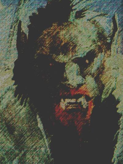 Poster: Werwolf