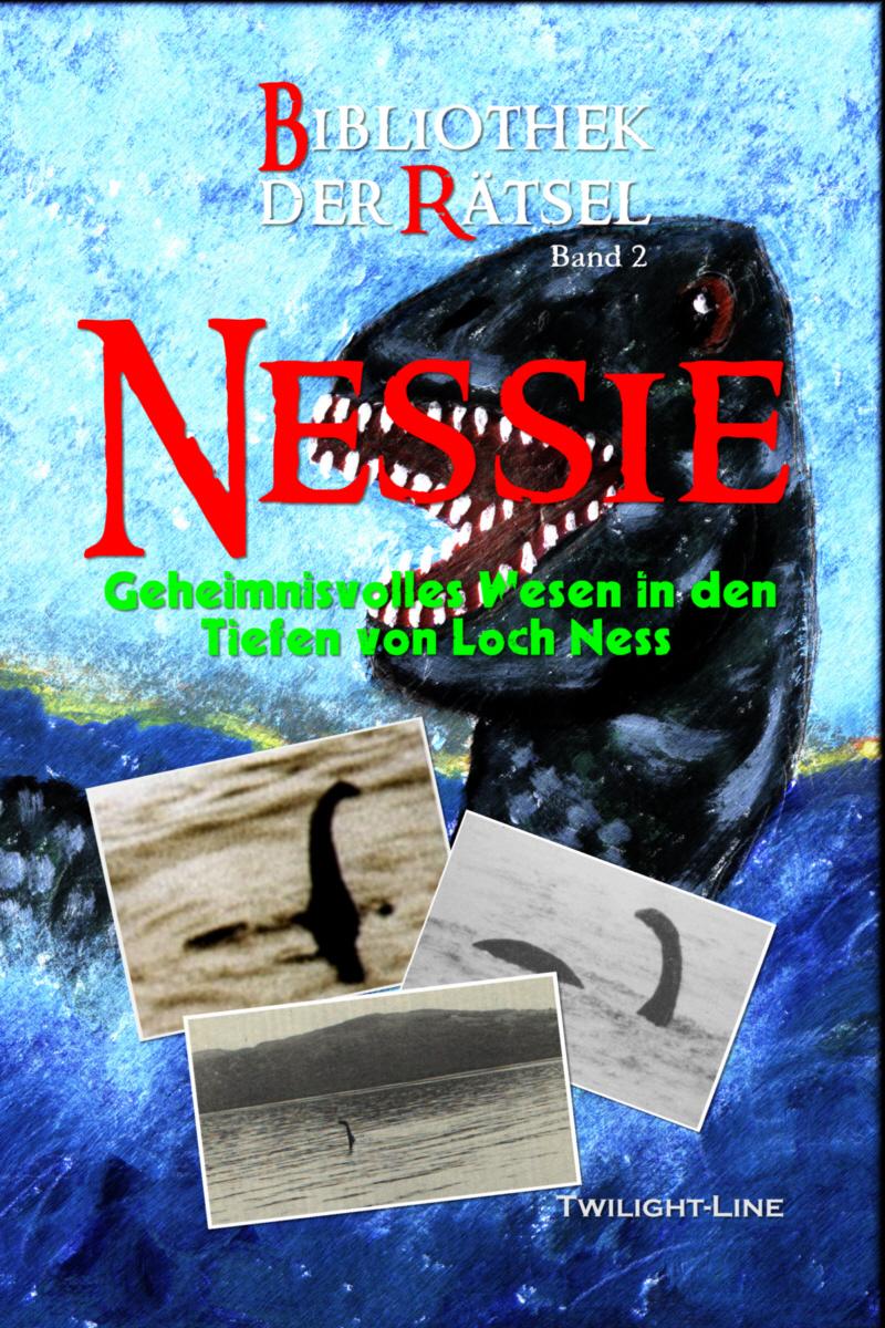 Bibliothek der Rätsel – Band 2: Nessie