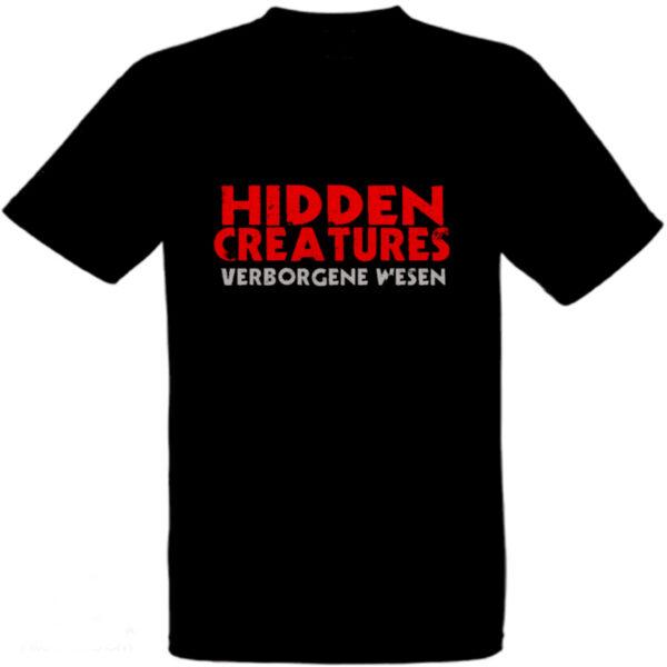 T-Shirt Verborgene Wesen