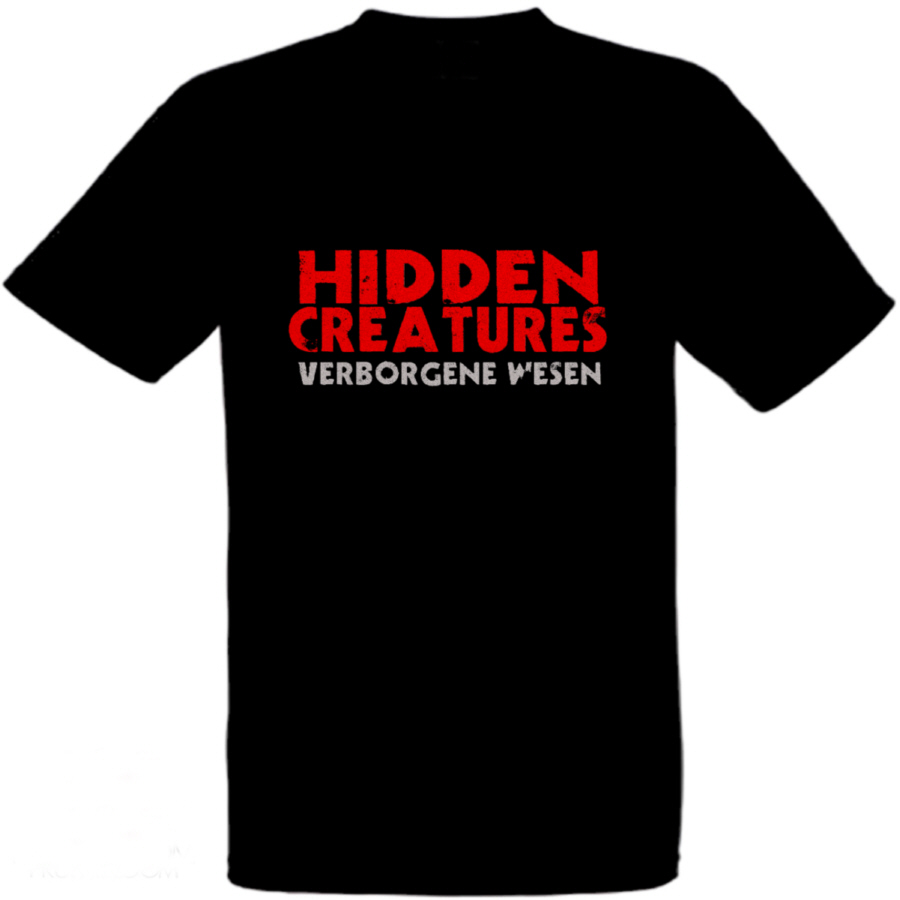 T-Shirt: Hidden Creatures