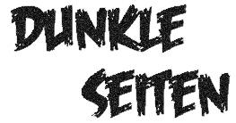 Dunkle Seiten im Programm 2015