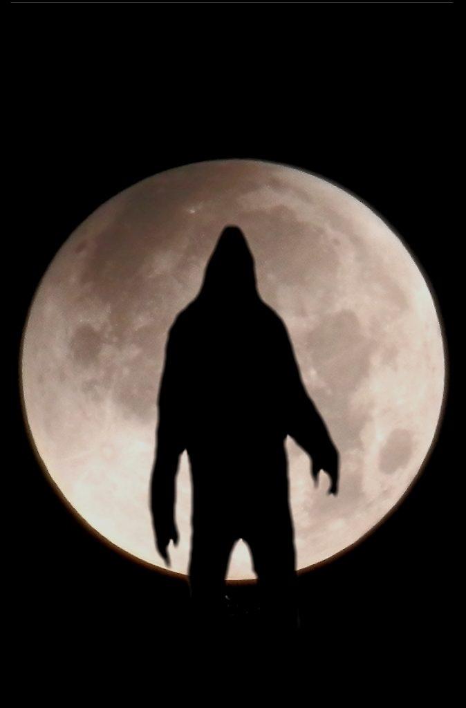 Bigfoot-Moon (Poster)