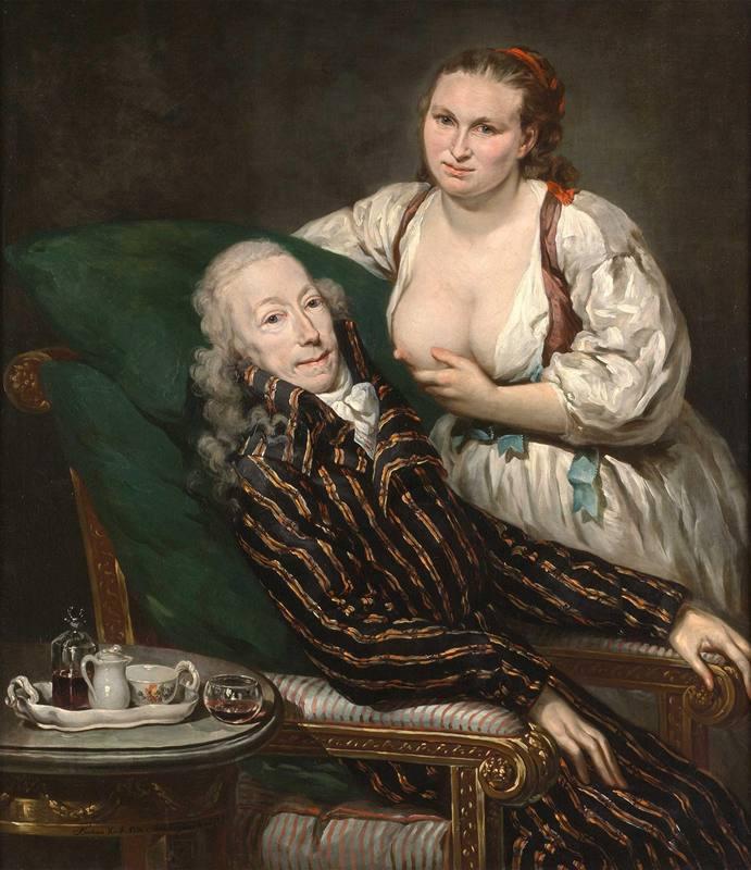 Barbara Krafft, 1797