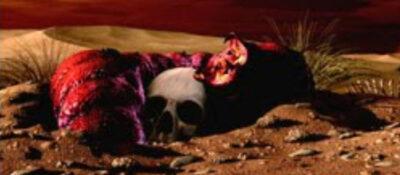 Mongolischer Todeswurm