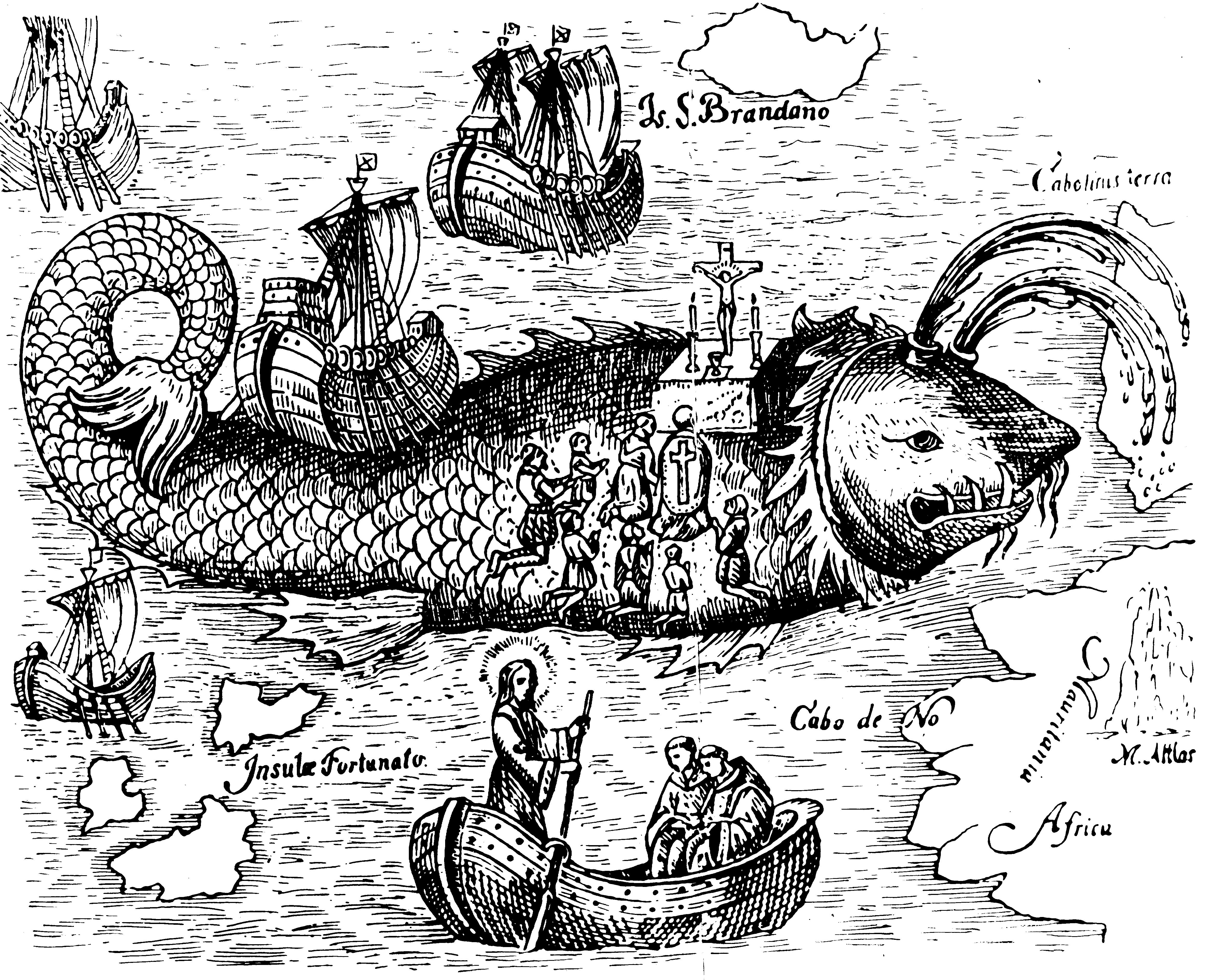 Insel des Brandanus