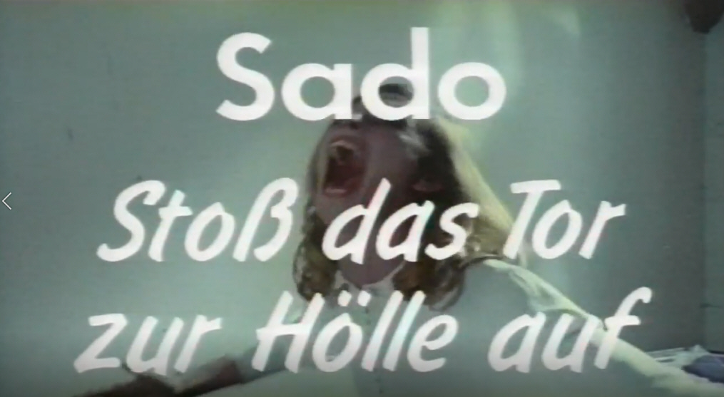 Sado - Stoß das Tor zur Hölle auf