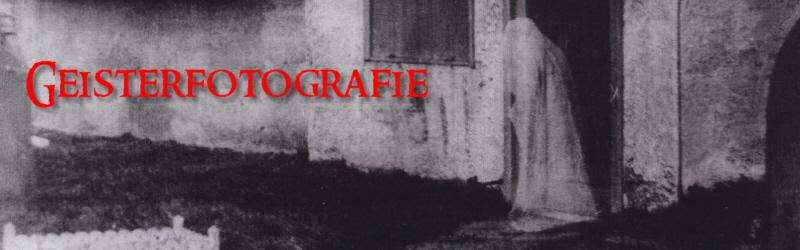 Geisterfotografie