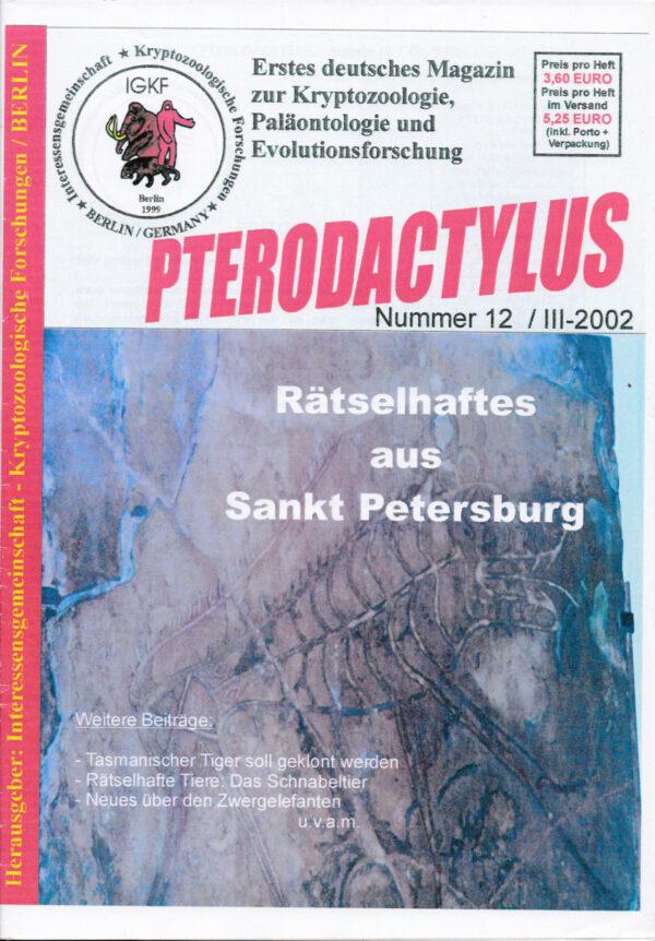 Pterodactylus - Ausgabe 12