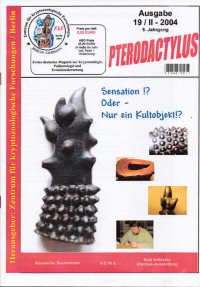 Pterodactylus - Ausgabe 19