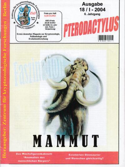 Pterodactylus - Ausgabe 18