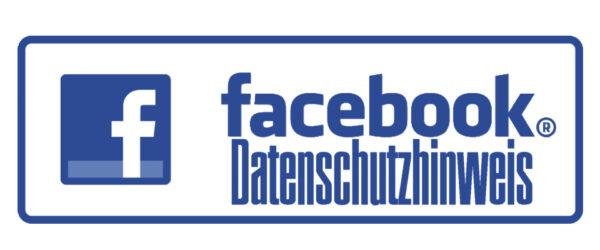 Facebook Datenschutzhinweis