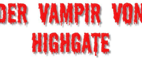 Der Vampir von Highgate