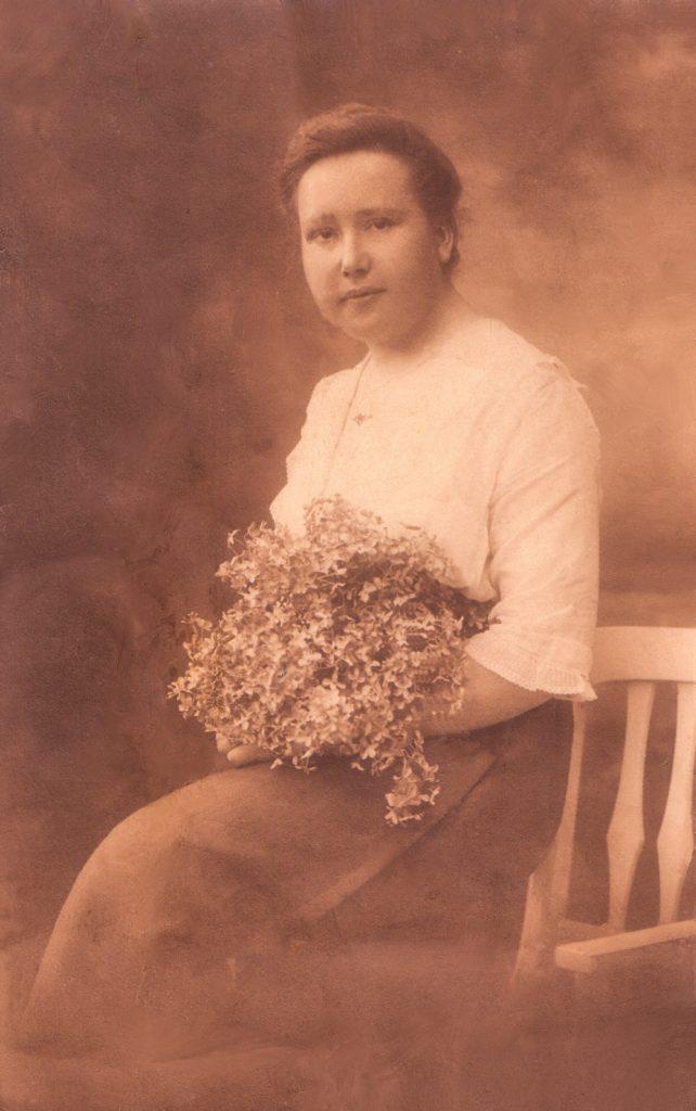 Marie Katharine Schneider, ca. 1930