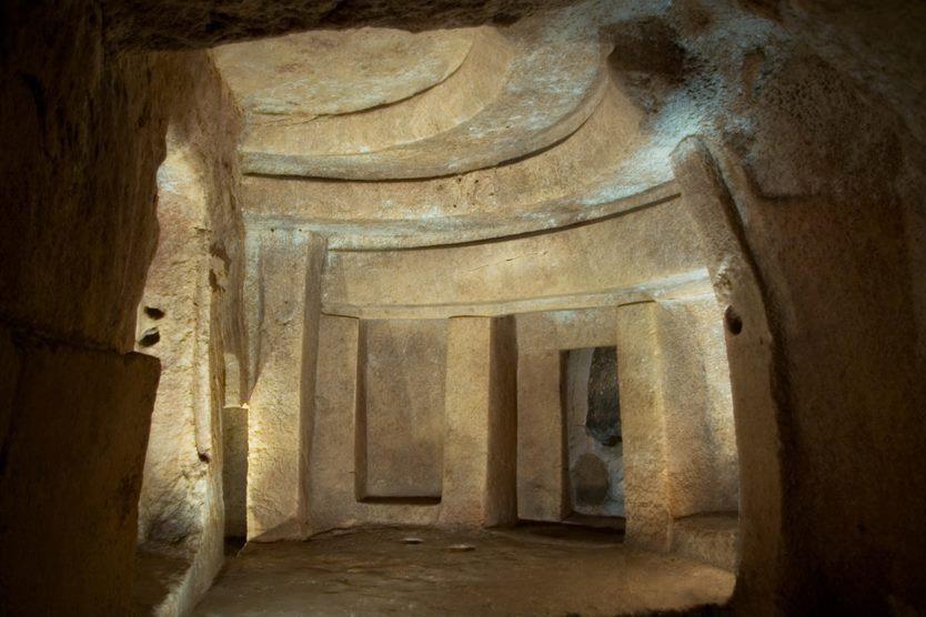 Tempelanlage auf Malta