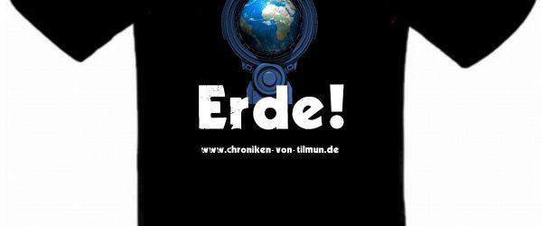 Für die Erde!  (T-Shirt)