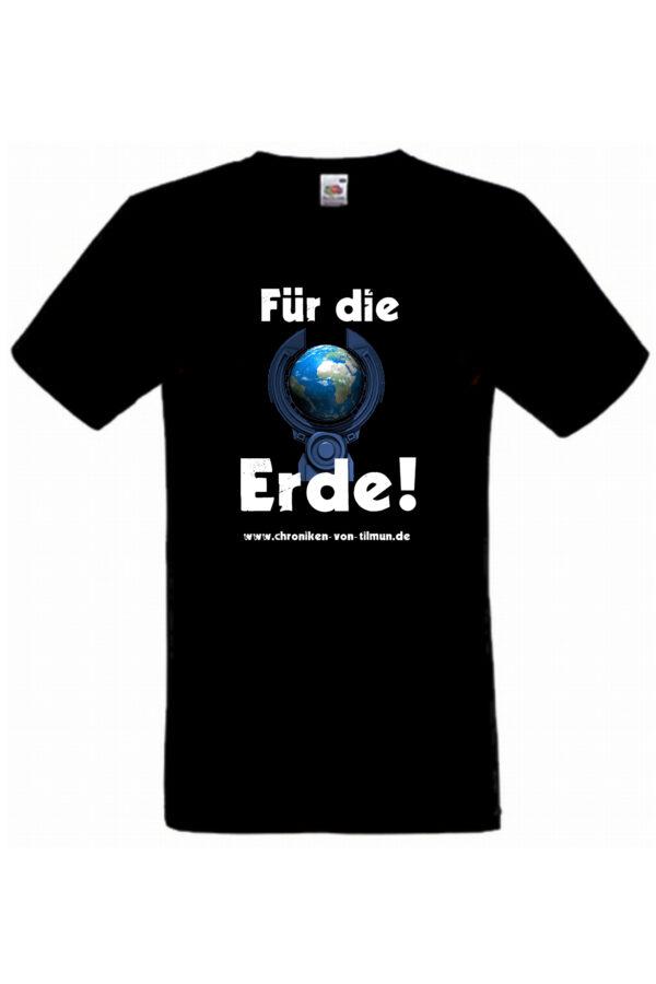 Für die Erde!