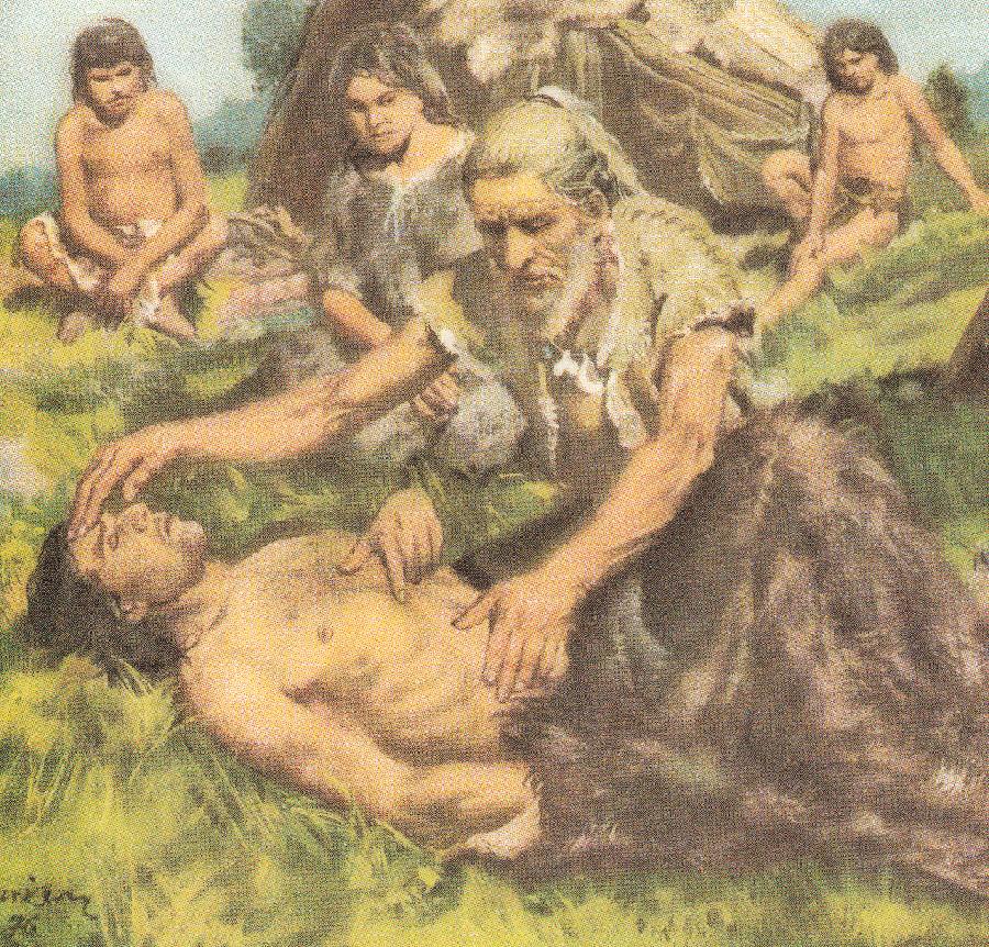 Medizin in der Steinzeit