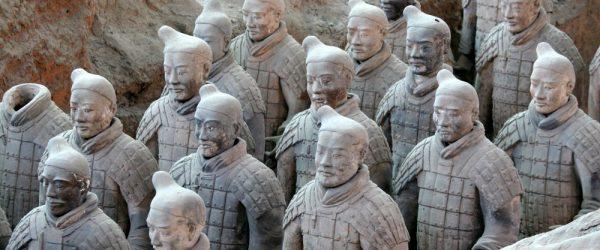 Die vergessenen Terrakottaarmeen Chinas