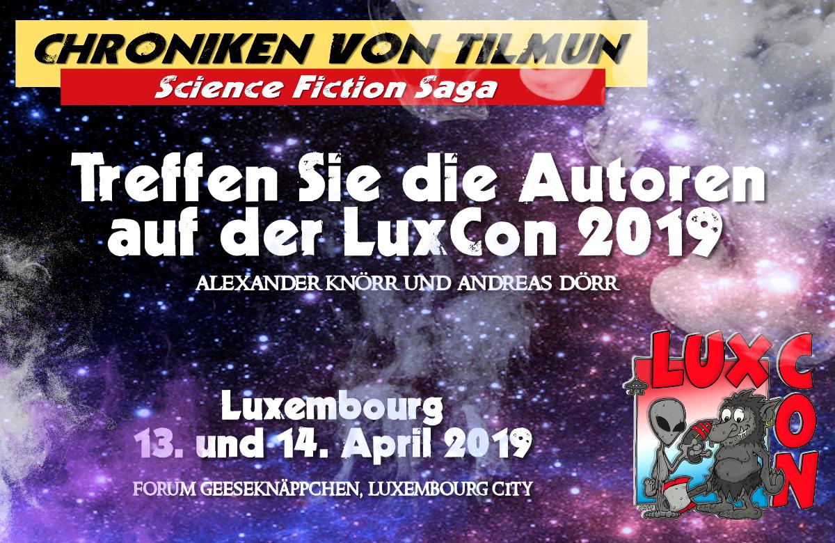 LuxCon 2019