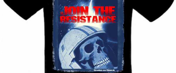 Shirt: Join the Resistance