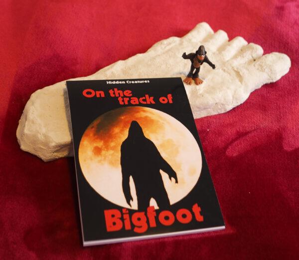 Bigfoot Schreibblock