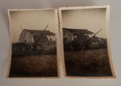 Flugabwehrgeschütz (Originalbilder)
