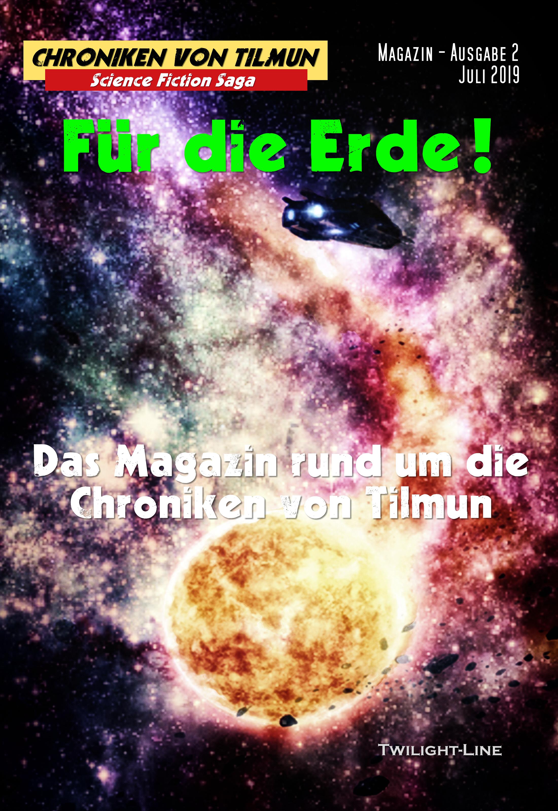 Für die Erde! - Ausgabe 2