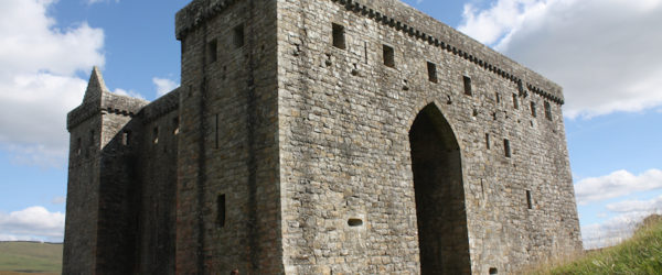 Spuk auf Hermitage Castle