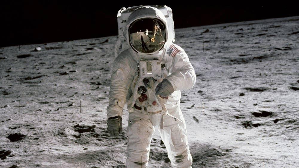 50 Jahre Mondlandung  (Foto: NASA)