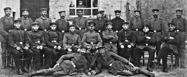 Grenadier-Regiment 110 am 23.10.1916
