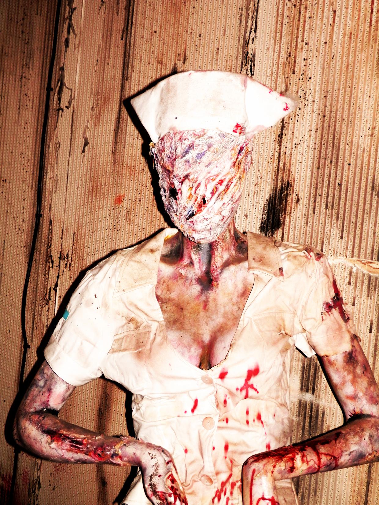 Horror-Krankenschwester