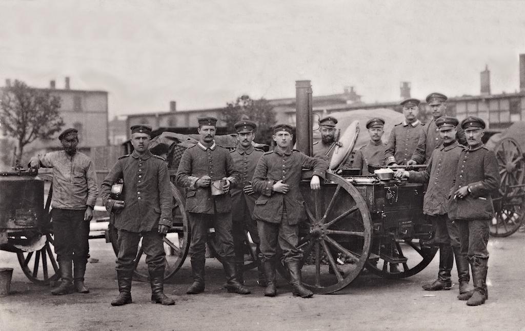 Fissler Gulaschkanone, 1917