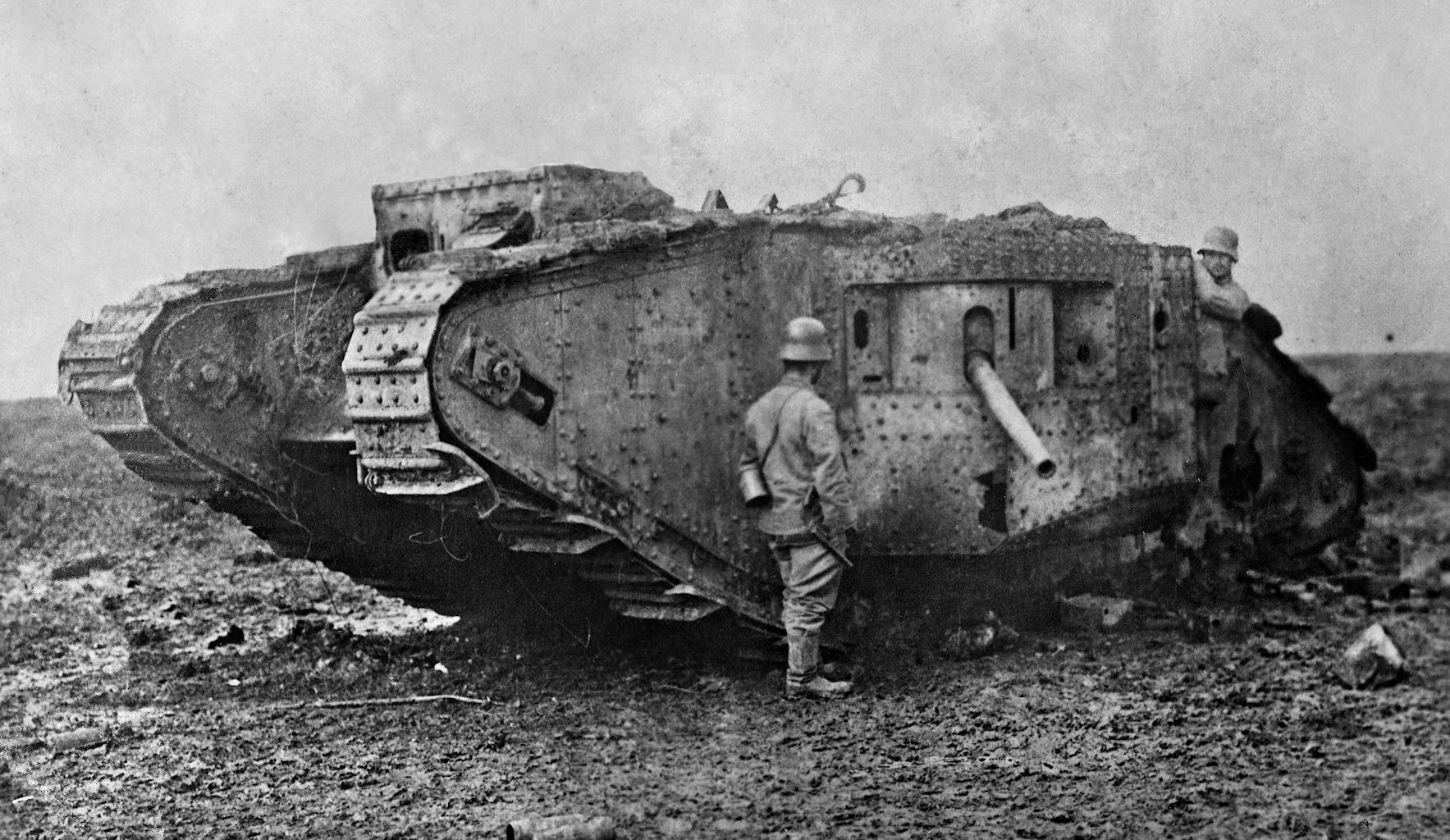 Mark II Tank