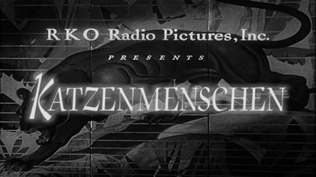 Katzenmenschen (1942)