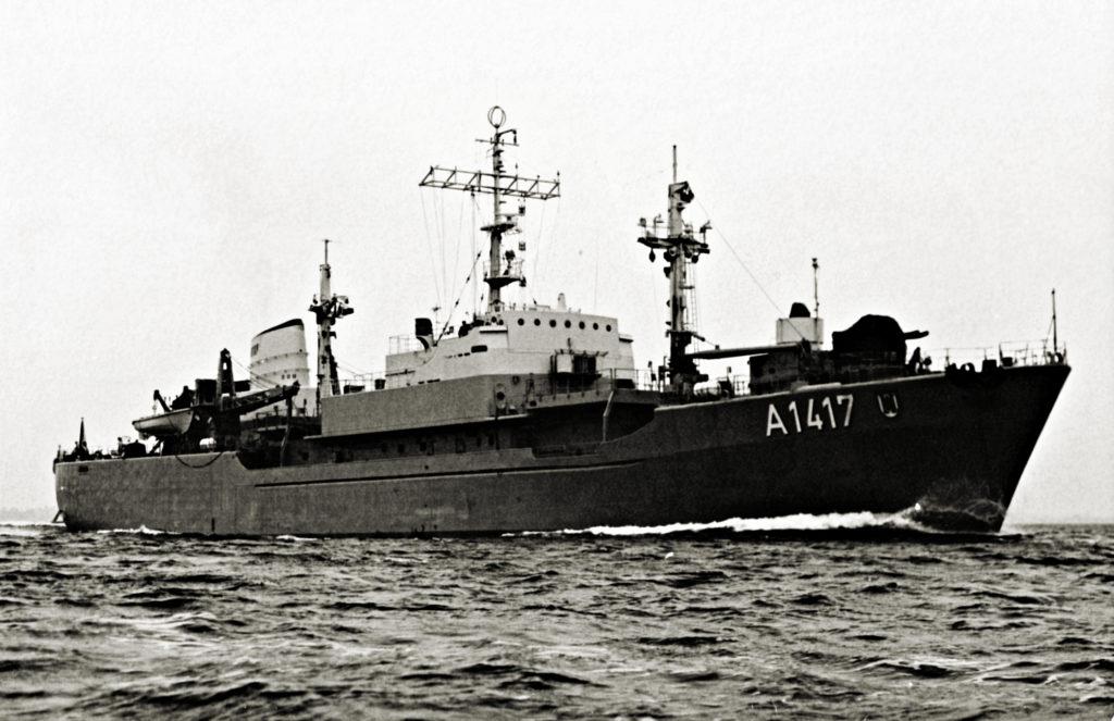 Trossschiff Offenburg