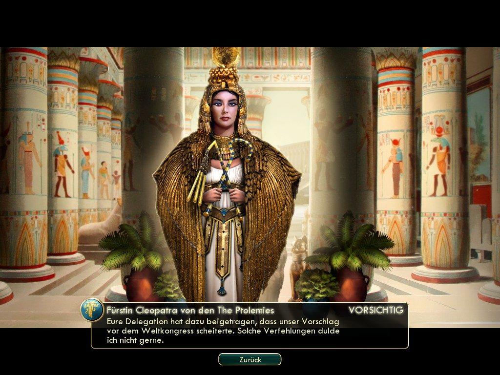 Cleopatra - Civilzation V