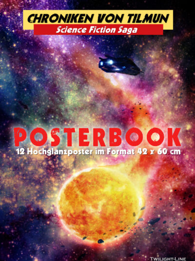 Posterbook: Chroniken von Tilmun