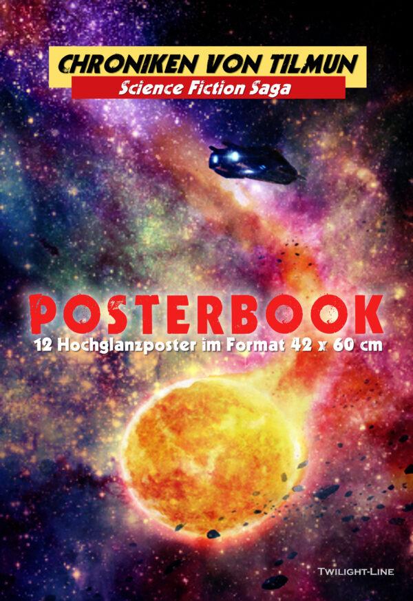 Posterbook: Chroniken von Tilmun