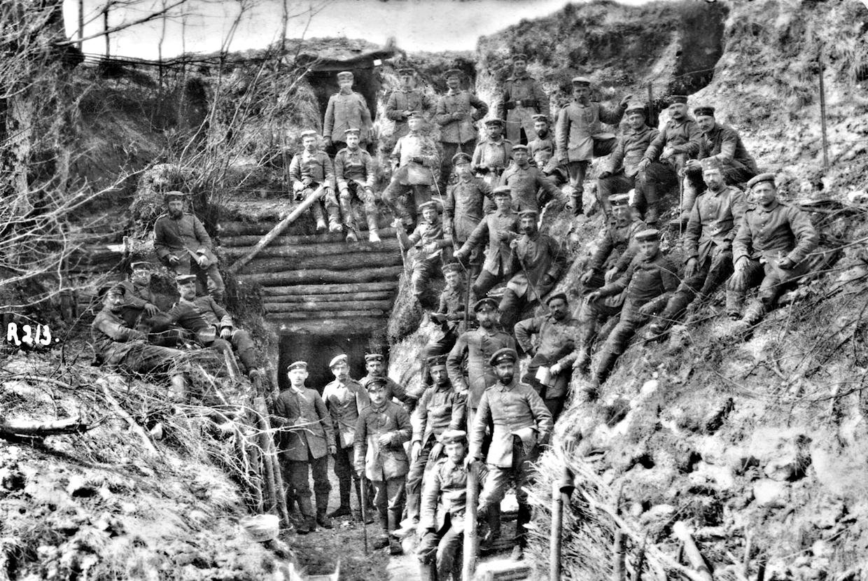 1. Bayerisches Reserve Kavallerie Regiment, Mai 1915