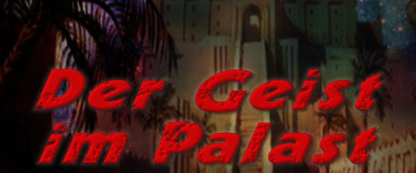 Der Geist im Palast  (eBook)