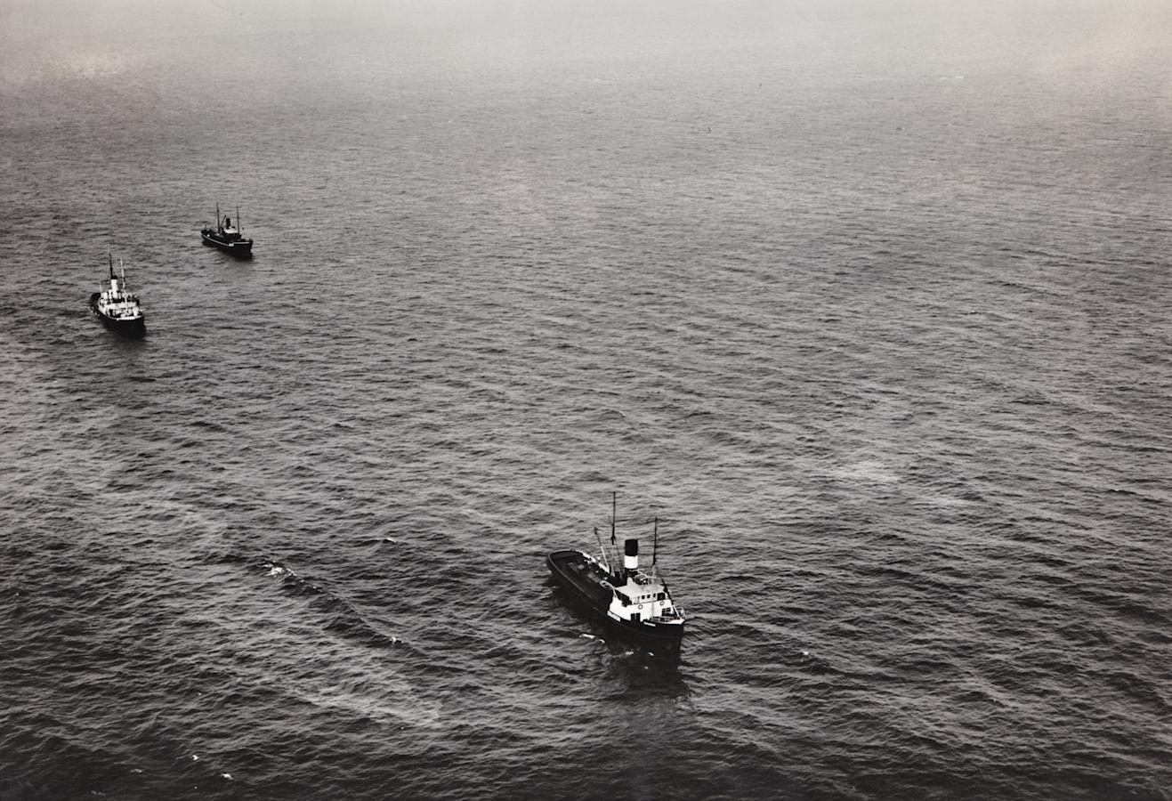 Schiffe auf dem Bosporus, 1932