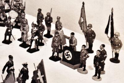 Zinnsoldat Adolf Hitler