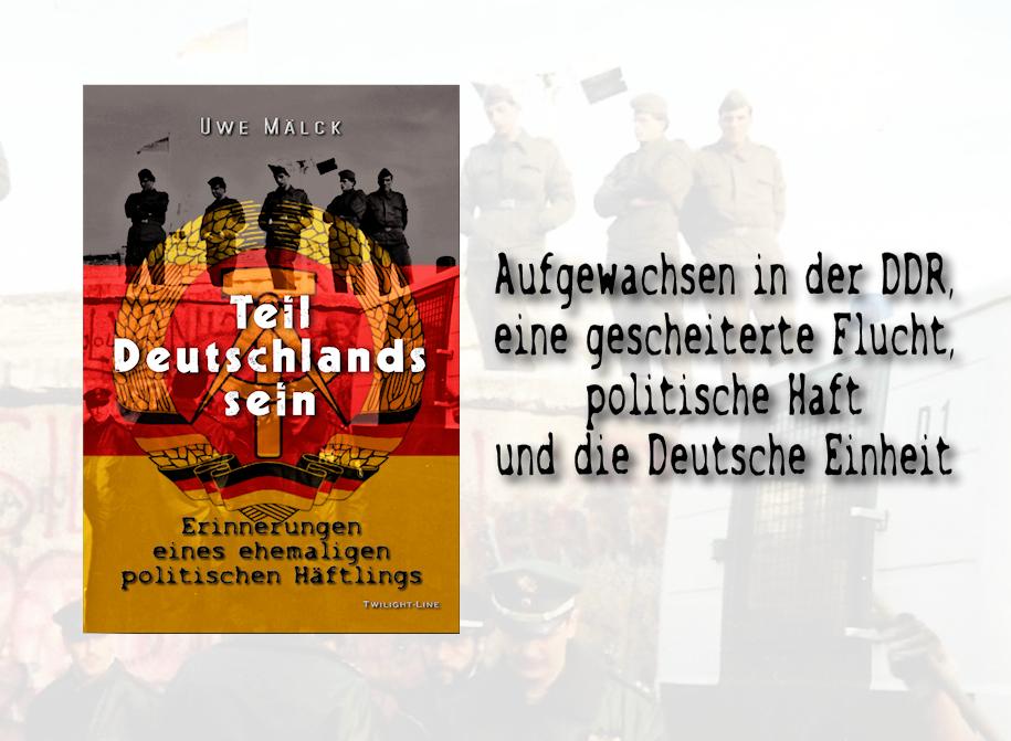 Teil Deutschlands sein