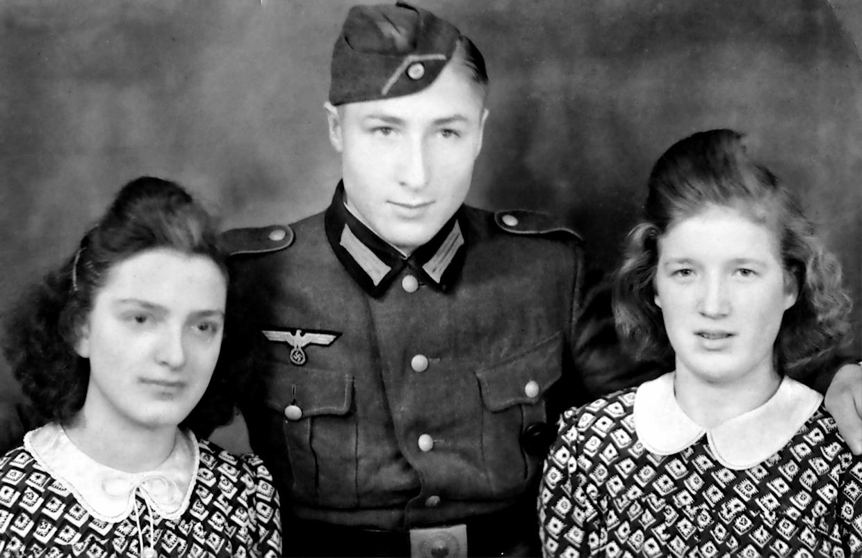 Herda Minet am 03. Dezember 1942