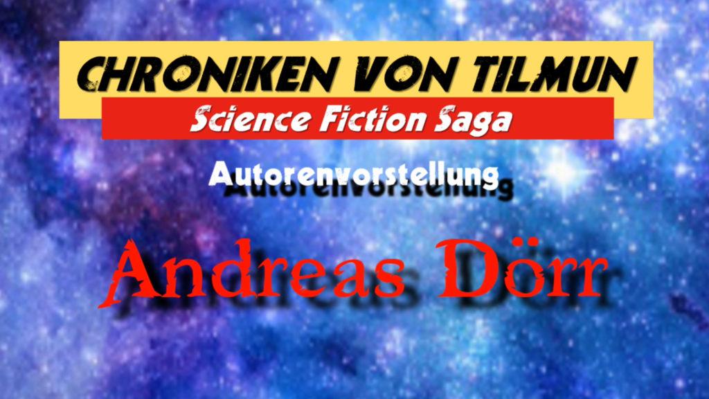 Autorenvorstellung: Andreas Dörr