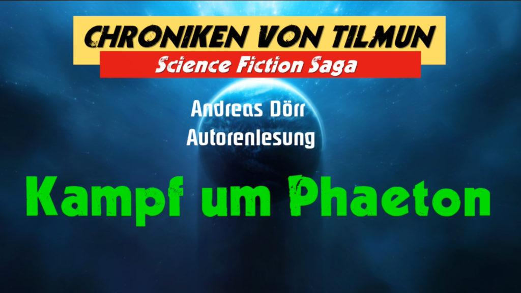 Lesung: Kampf um Phaeton