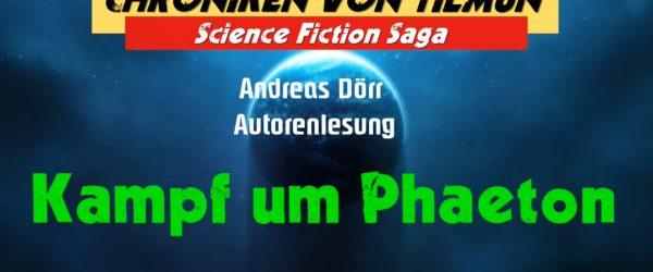 Autorenlesung: Kampf um Phaeton