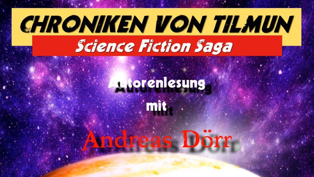 Autorenlesung: Andreas Dörr